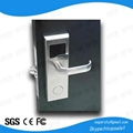 Hotel Door Lock RFID Door Lock Security Electronic Key Card Locks L528-M 4