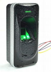 Elegantly Designed Waterpoof Biometric Fingerprint Reader