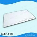 High Quality PVC 125KHZ 13.56MHZ Frequency RFID Electronic hotel key Card