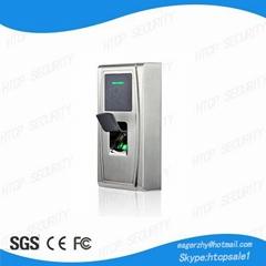IC Door Access Control + Fingerprint Time Attendance outdoor IP65
