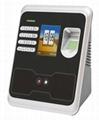 facial & fingerprint recognition access