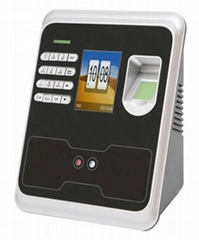 facial & fingerprint recognition access control
