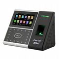 uFace302 Multi-Biometric T&A and Access Control Terminal