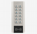 MKW2 Outdoor RFID Metal Access Control with Keypad