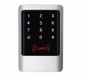 MAT5 Metal Touch keypad Standalone