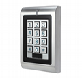 MK1W IP66 Standalone Access Control with Integrated Keypad