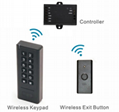 MS3-W1 Wireless Keypad Access Control