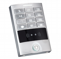 Key-W Outdoor Waterproof Aluminum Alloy Access Control