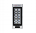 MK4W IP66 Standalone Access Control with Integrated Keypad