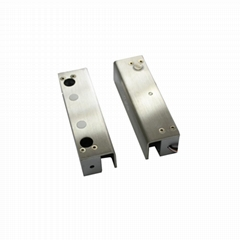 EL-500U(LED) Fail safe electric bolt is for fully frameless glass door