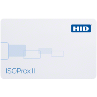 HID 1386 RFID Card