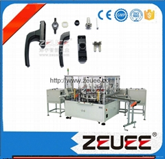 Hardware plasctic steel of Door Handle AutomaticAssembly Machine