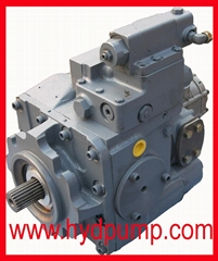 Concrete mixer MF motor and Sauer PV Pump