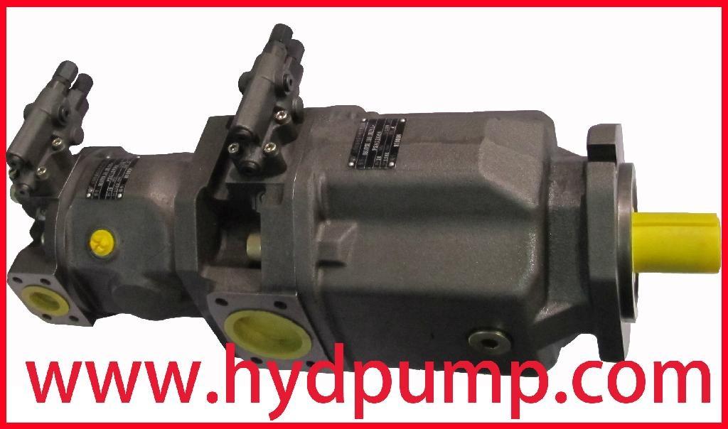 Brueninghaus Hydromatik Rexroth A10VSO Hydraulic Pump 2