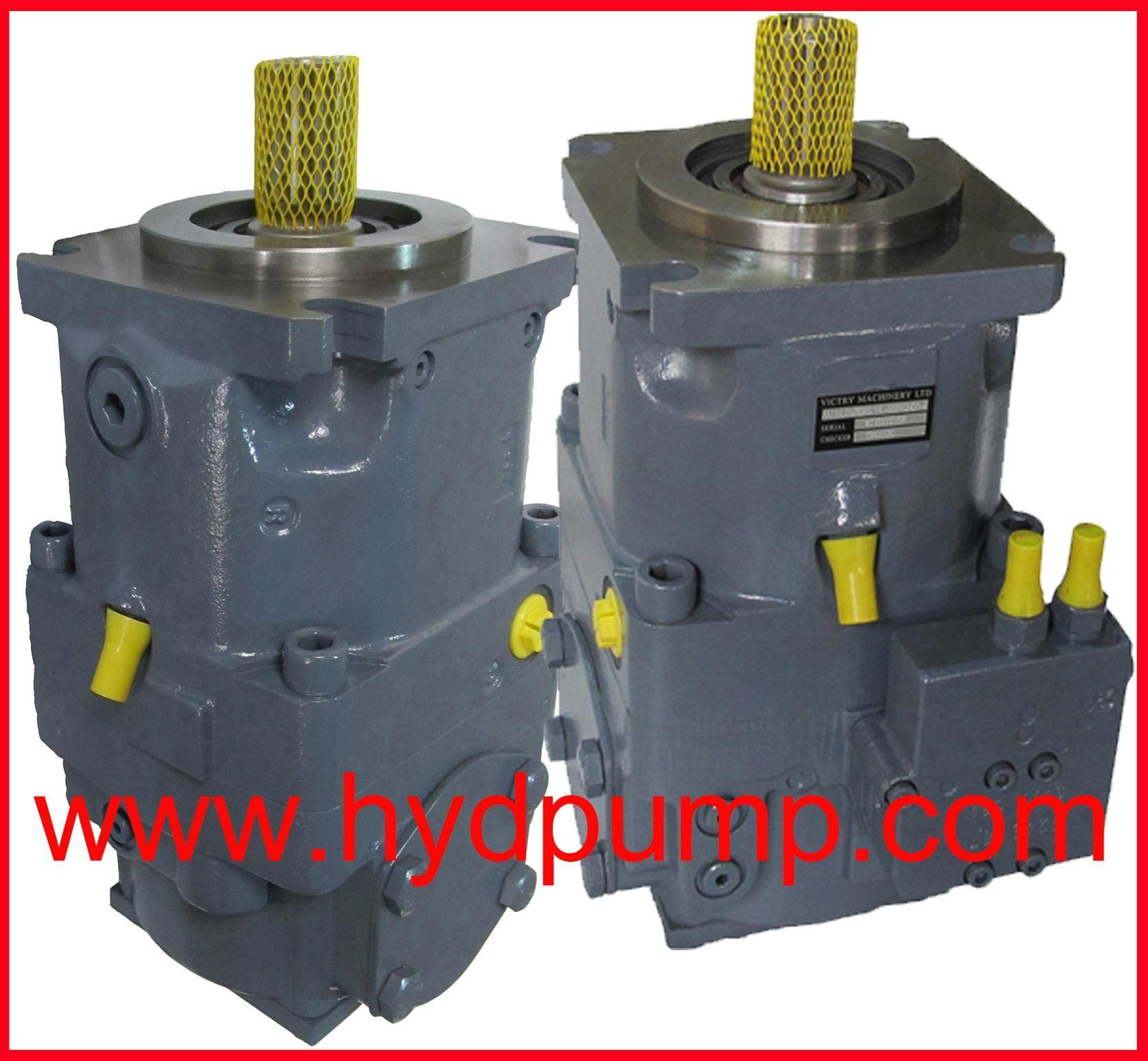 Hydraulic Piston Pump : Rexroth hydraulic piston pump a vo vlo china