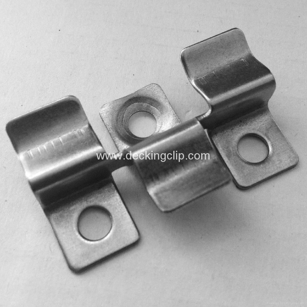 Wpc Decking Clip China Manufacturer Product Catalog