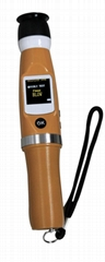 Alcohol tester; Breathalyzer