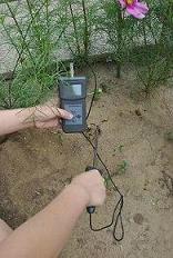 手持式土壤水分测定仪 2