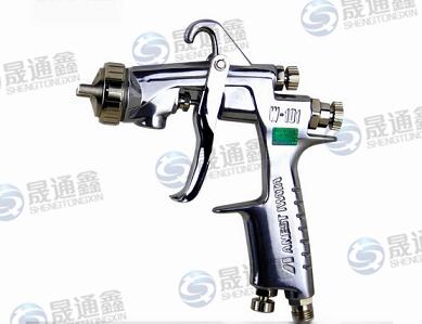 日本岩田W-101小口徑小型手動噴槍 1
