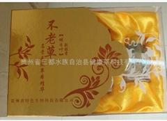 活力樹不老草(明日葉)軟膠囊禮盒