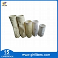 Chemical dust collector filter P84