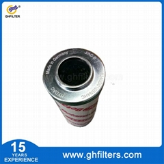 Hydac filter element replace
