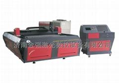 JQ-YAG500w金属激光切割机