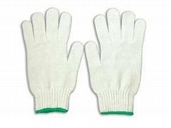 棉线工作手套