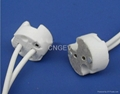 G5.3 lamp holder (with cable)