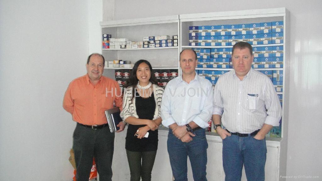 export secretary-Miss Lukina