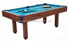 Wholesale MDF pool table