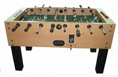 E-coin operation soccer table
