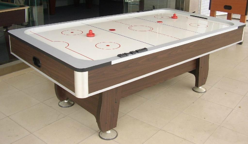 High Quality Classic Air Hockey Table AK HJ China - Classic air hockey table