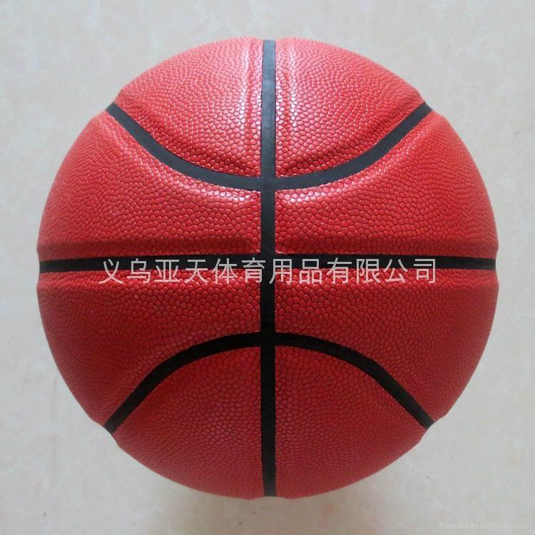 貼皮籃球(進口吸濕皮) 3