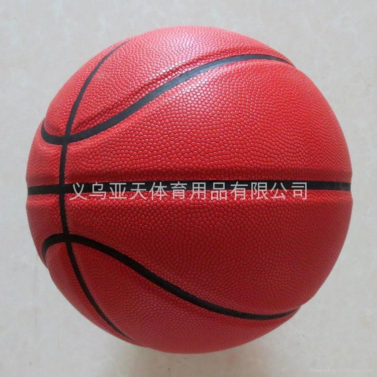 貼皮籃球(進口吸濕皮) 1