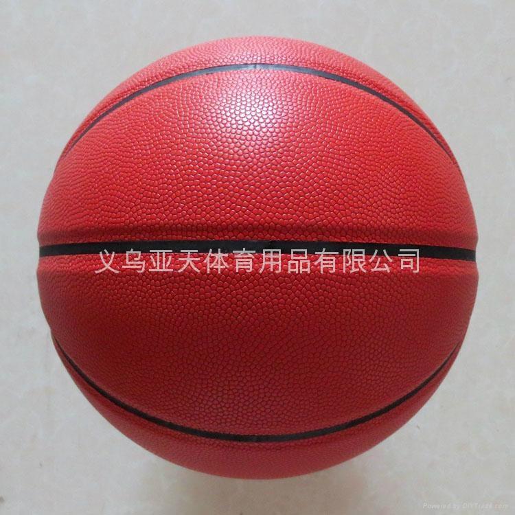 貼皮籃球(進口吸濕皮) 2