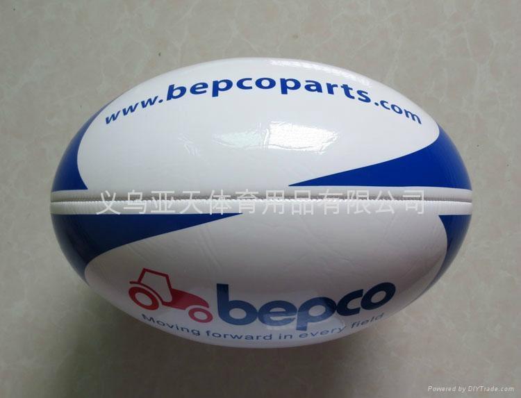 RUGBY橄榄球、PVC、PU高发泡英式橄榄球 6
