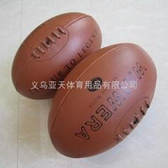 澳式牛皮标准比赛橄榄球