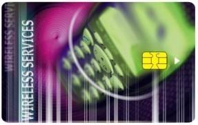 炫丽接触式IC卡、网吧卡 面议