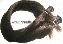 Stick/I Tip Hair Pre bonded hair Blonde Color GH-IT001