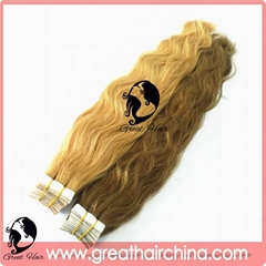 Stick Tape Hair Extension
