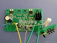 電動高爾夫球包車控制器