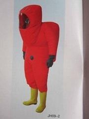 消防員一級化學防護服