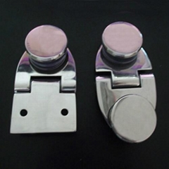 Special offer Mirror Finish Free Pivoting Action glass door hinge
