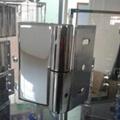 Left side lifting glass door hinge 3