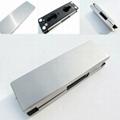 door control hardware stainless steel
