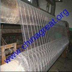 metal mesh facade