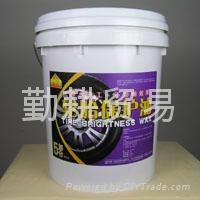 嘉美博油性輪胎油 1