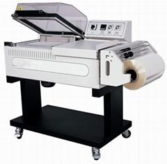 石膏线热缩包装机