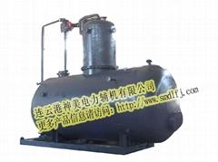 兩級噴射真空除氧器